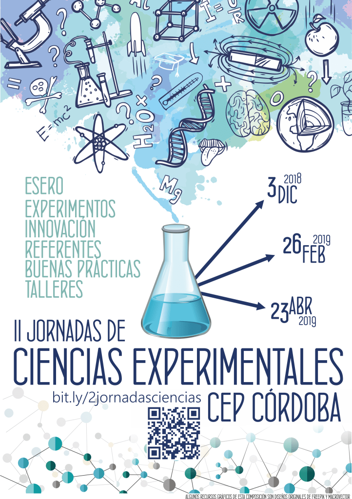 """Curso para Profesor@s """"Disfruta la Ciencia"""", imparte Cayetano Gutiérrez Pérez (Catedrático Física y Química y Divulgador Científico) @ Centro del Profesorado de Córdoba de Córdoba."""