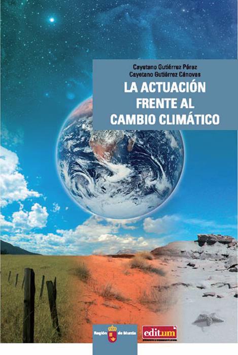 """""""La actuación frente al Cambio climático"""" (Cayetano Gutiérrez Pérez, Divulgador científico) @ Salón de Grados de la Facultad de Derecho de la UMU (campus de la Merced) (Murcia)"""