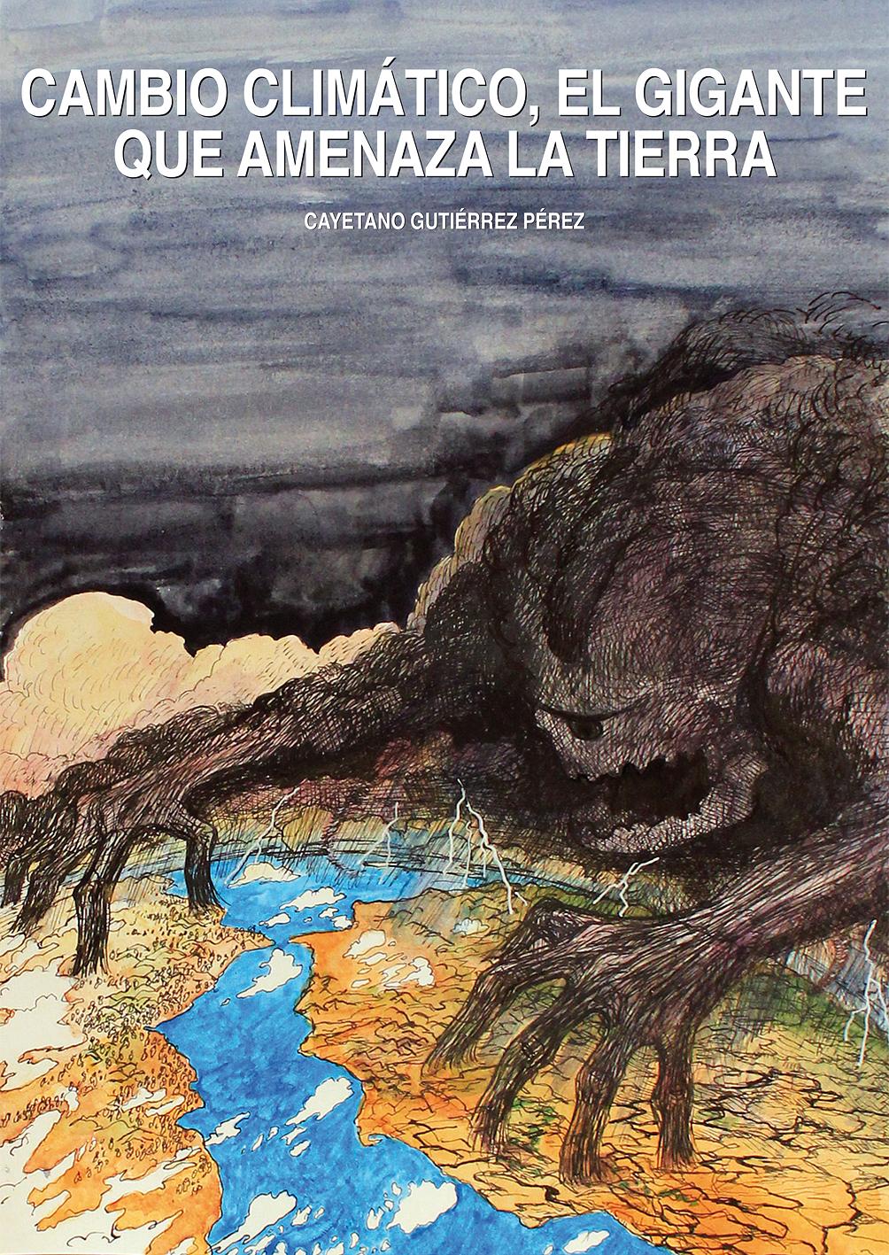 """""""Cambio climático, el gigante que amenaza la Tierra"""" (Cayetano Gutiérrez Pérez, Divulgador científico) @ CEIP """"Antonio Machado"""""""